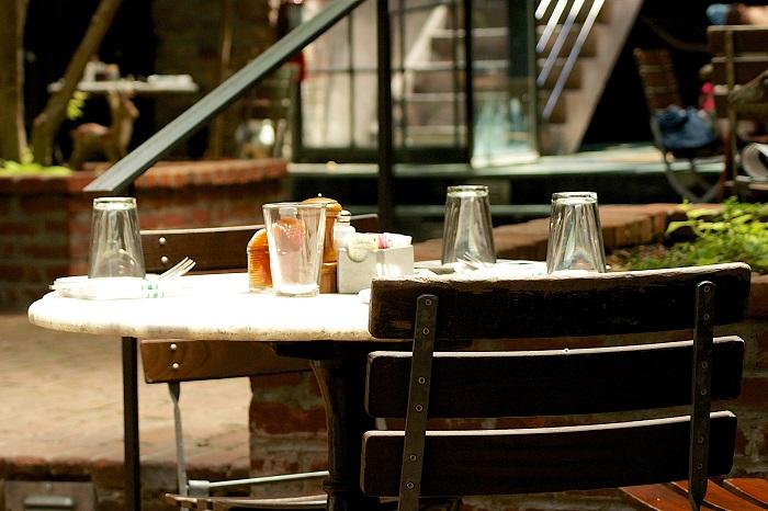 Otvorenie reštaurácie v centre mesta