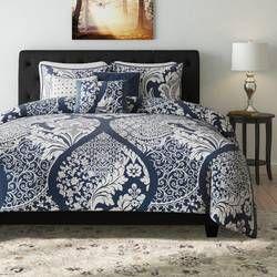Obliečky na postel v tmavej farbe