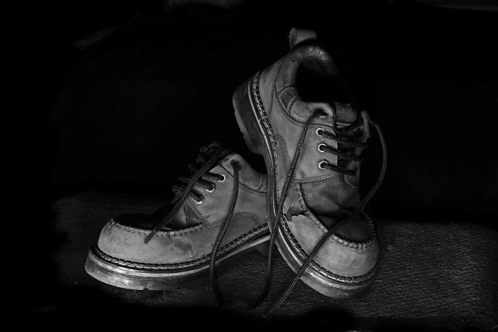 Pracovna obuv pre mužov